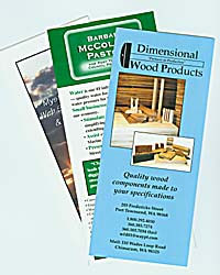 Brochures for every need